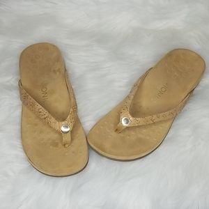 Ladies Vionic Mona Cork sandals flip flops